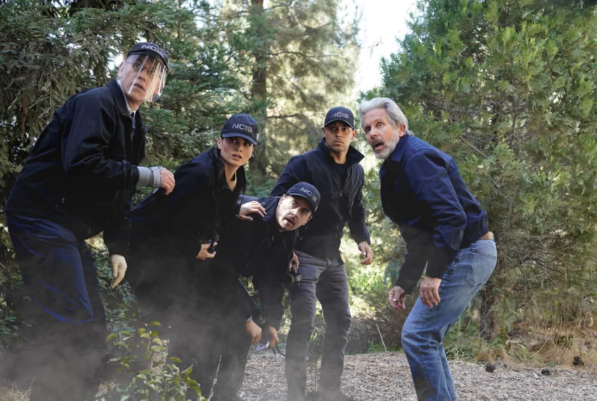 NCIS Season 19 Episode 5 Photos Face The Strange
