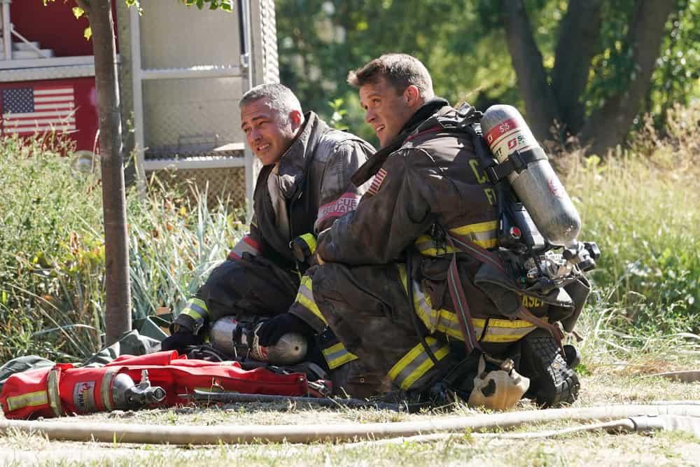CHICAGO FIRE Season 10 Episode 5 Photos Two Hundred