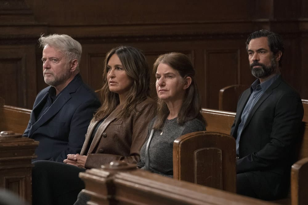 LAW AND ORDER SVU Season 23 Episode 6 Photos The Five Hundredth Episode